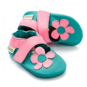 Sandale cu talpă moale Liliputi® - Lotus
