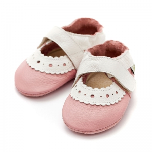Sandale cu talpă moale Liliputi® - Sahara Pink