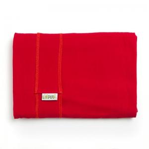 Wrap elastic Liliputi® Classic line - Red Carmin