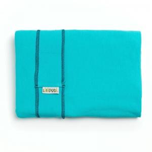 Wrap elastic Liliputi® Classic line - Turquise Summer