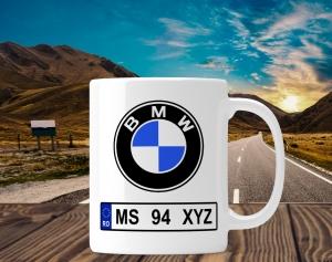 Cana personalizata Auto - BMW0