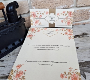 Invitatie Botez cod 2706