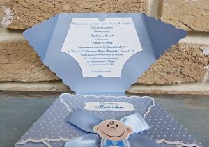 Invitatie Botez cod 80261