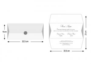 Invitatie Botez cod 2673
