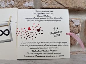 Invitatie cod 2761
