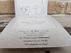 Invitatie cod 27543