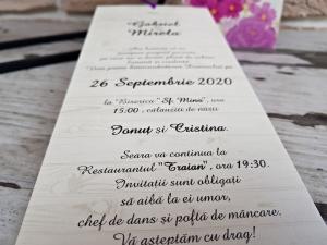 Invitatie cod 2782