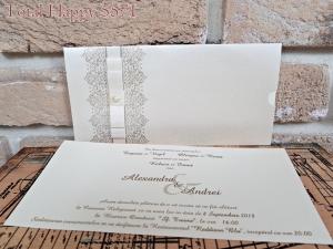 Invitatie nunta cod 5571