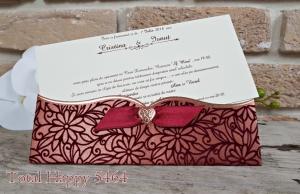 Invitatie nunta cod 54641