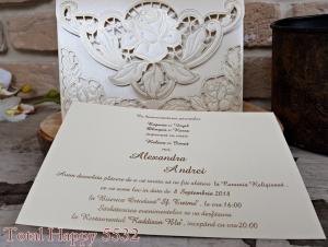 Invitatie nunta cod 55321