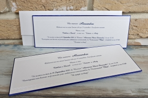 Invitatie Botez cod 61860