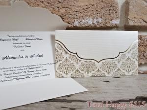 Invitatie nunta cod 55150