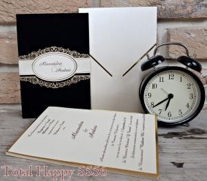 Invitatie nunta cod 5556