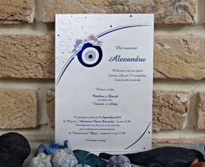Invitatie Botez cod 61981