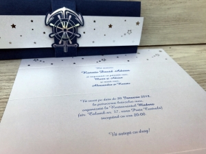 Invitatie Botez cod 6217