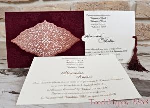 Invitatie nunta cod 55680