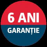 Garantie 6 ani