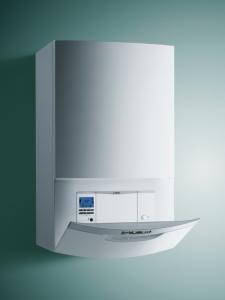 Centrala termica pe gaz  cu condensare Vaillant ecoTEC plus VUW INT II 346/5-5