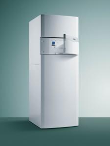 Centrala termica pe gaz  cu condensare Vaillant ecoCompact cu boiler incorporat VSC 266/4-5