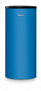 Boiler monovalent cilindric vertical albastru Logalux SU160/5