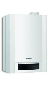 Centrală termică în condensare pe gaz 24 kW cu boiler integrat Buderus Logamax Plus GB172-24 T50