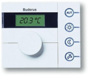Termostat de cameră Buderus Logamatic RC25