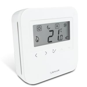 HTRS230 – Termostat neprogramabil, cu butoane tactile