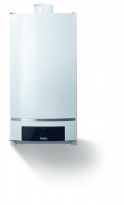 Centrala termica in condensare pe gaz 85 kW Buderus Logamax Plus GB162-85 V2