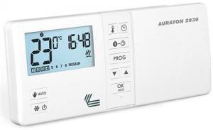 Termostat de cameră cu fir Auraton 2030