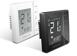 PACHET! VS30W/VS30B Termostat digital, progrogramabil 230V