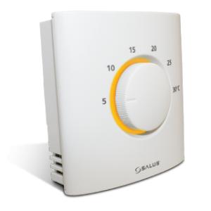 Termostat cu programare manuală ERT20 (230V)