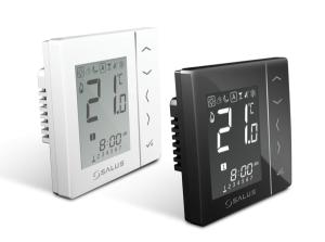 PACHET! VS10WRF/VS10BRF Termostat digital, 4 în 1 (sau cu patru configurări) - alimentat cu 230V