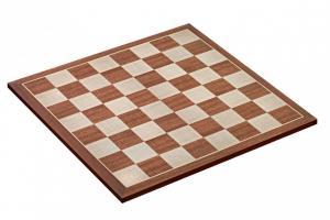 Set sah tabla si piese din lemn, 45mm2