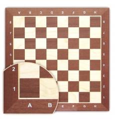Tabla de sah - lemn no 6 - mahon1