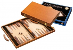 Set joc table / backgammon - frasin - 45x59 cm1