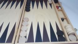 Set joc table/backgammon – 35 cm2
