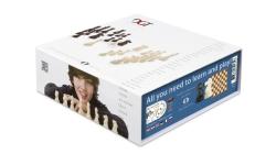Set sah DGT Starter Chess Box – Albastru0
