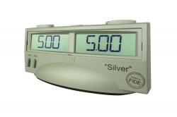 Ceas de sah digital Silver0
