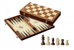Set de sah si table/backgammon - 45mm, kh 78mm,4