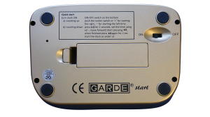 Ceas de sah digital GARDE Start2