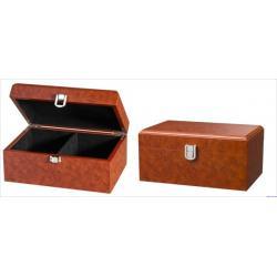 Piese Staunton 7 Imperator Rosewood in cutie radacina lemn2