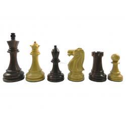 Piese Staunton 7 Imperator Rosewood in cutie radacina lemn1