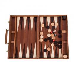 Set joc table/backgammon Exclusiv – 38 cm3