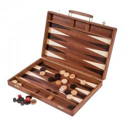 Set joc table/backgammon Exclusiv – 38 cm0