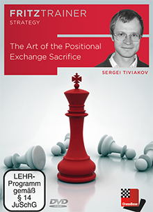The Art of the Positional Exchange Sacrifice