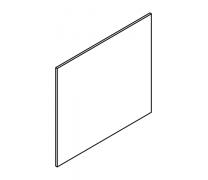 Oglinda Hewi 600x540x6 mm3