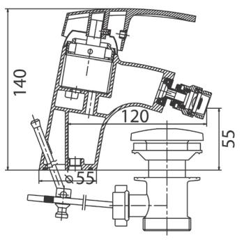 Baterie bideu BTC6 Capri1