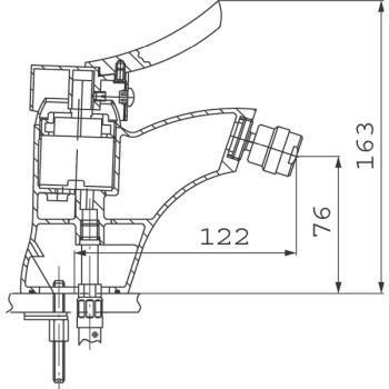 Baterie bideu BTW6 Werona1
