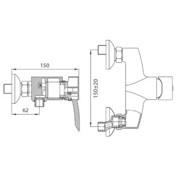 Baterie dus BTM7 Modena2