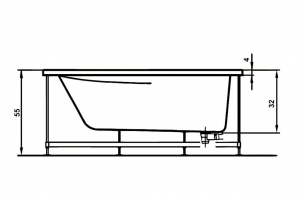 Cada 105x70 cm Rose5